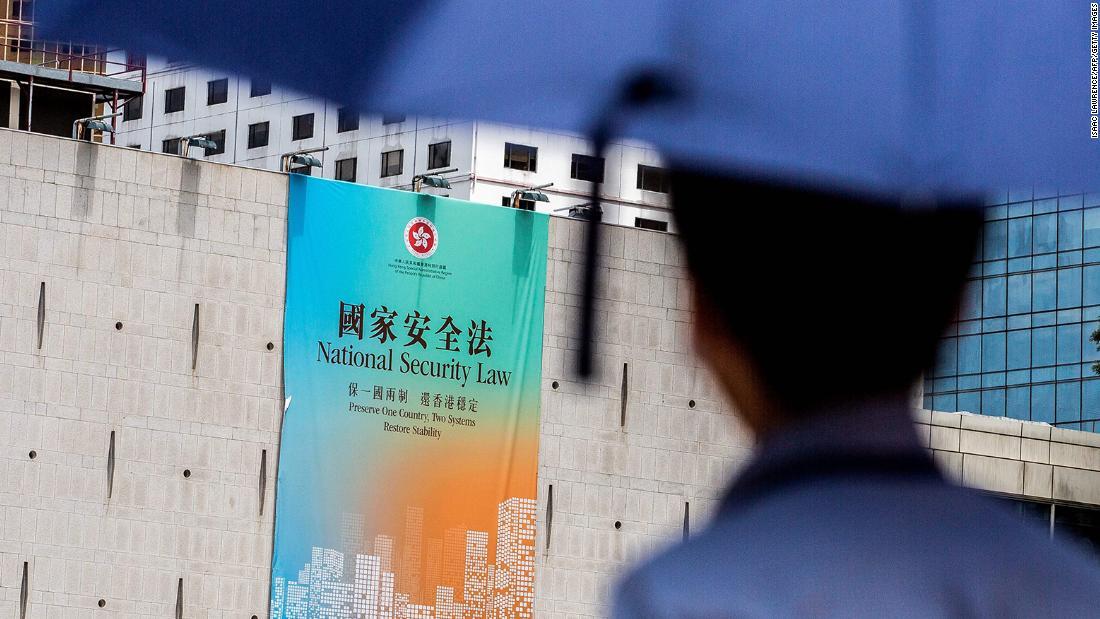 China verabschiedet umfassendes nationales Sicherheitsgesetz von Hongkong: Bericht