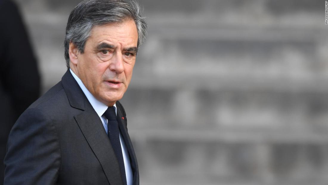 François Fillon: Ehemaliger französischer Premierminister verurteilt