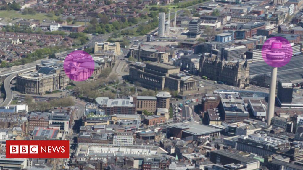 Die Zip Wire Attraktion im Stadtzentrum von Liverpool erhält grünes Licht