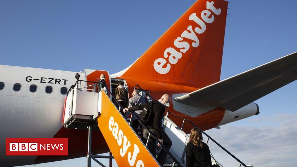 EasyJet plant, Stützpunkte zu schließen und Personal abzubauen