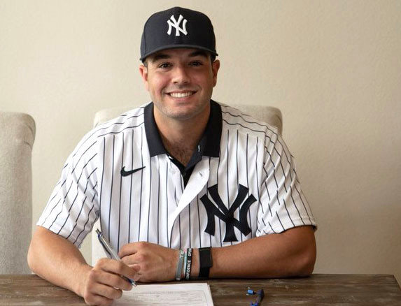 """Austin Wells ist in der Falte: """"Offiziell ein Yankee!"""""""