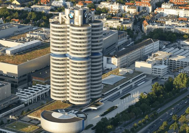 BMW Entlassungen 2020 / BMW Büro
