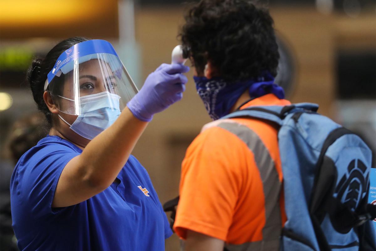 CDC fügt der Liste 3 neue Coronavirus-Symptome hinzu