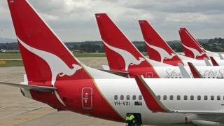 Qantas hat alle internationalen Flüge bis Ende Oktober mit Ausnahme derjenigen nach Neuseeland abgesagt.