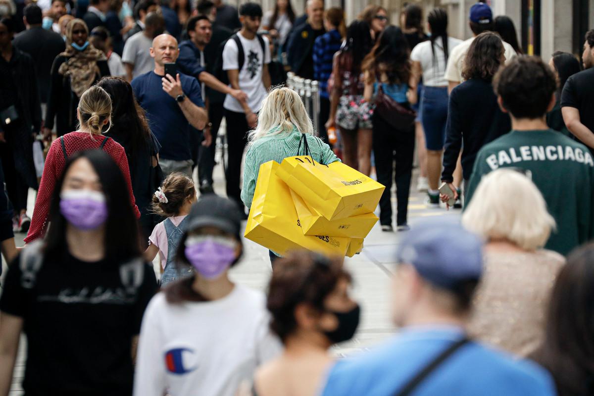 Die Arbeitslosigkeit in Großbritannien wird voraussichtlich das zuletzt in den 1980er Jahren erreichte Niveau erreichen