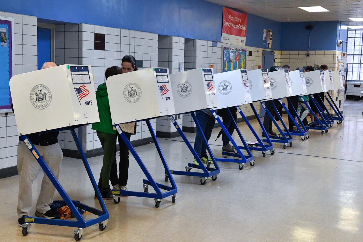 Die Befürwortungen der Post für die Vorwahlen 2020 in New York
