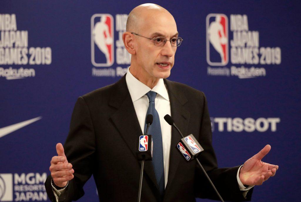 Die NBA plant, den Spielern Nachrichten über soziale Gerechtigkeit auf Trikots zu übermitteln