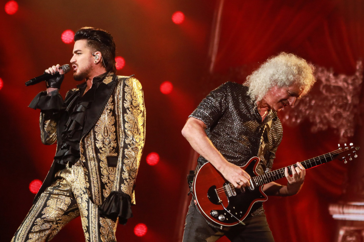 Die Queen + Adam Lambert Story 'auf Netflix: Review