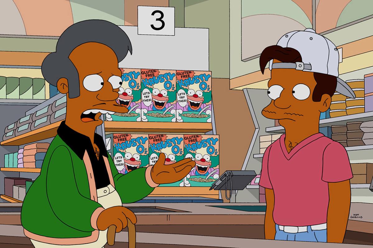 Die Simpsons werden keine weißen Schauspieler mehr in nicht weißen Rollen haben
