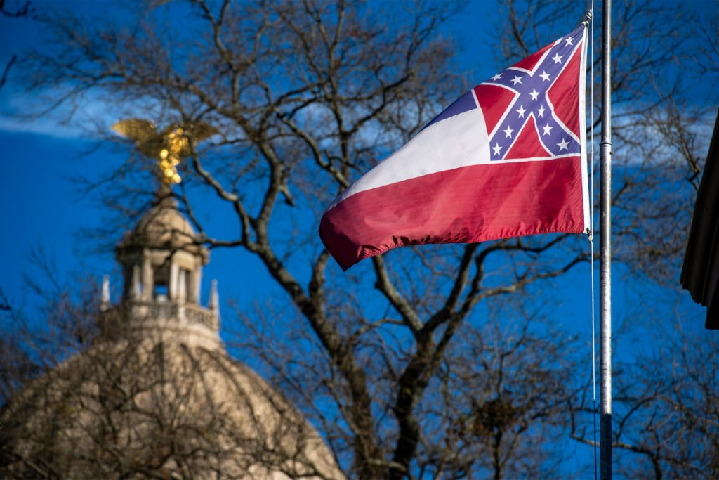 Die Southeastern Conference bittet Mississippi, das Symbol der Konföderierten zu streichen