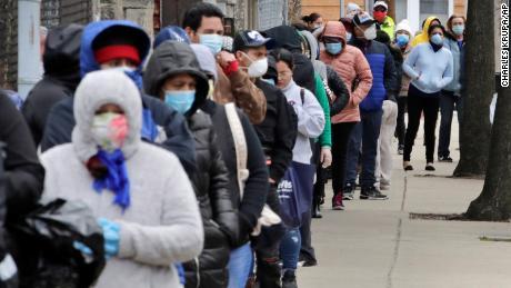 Coronavirus verbreitet sich unter dem Radar & # 39; In den US-Großstädten seit Januar, sagen Forscher