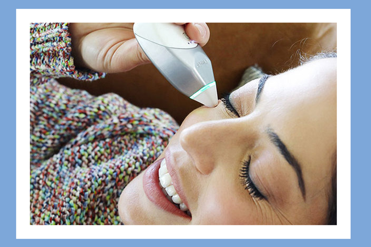Dieses Gerät hilft, Ihre Nebenhöhlen ohne Medikamente zu reinigen
