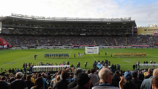 Frauen-Weltmeisterschaft 2023: Australien und Neuseeland werden Gastgeber