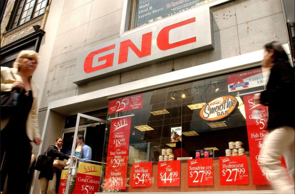 GNC meldet Insolvenz an und schließt Geschäfte, während es nach einem Käufer sucht