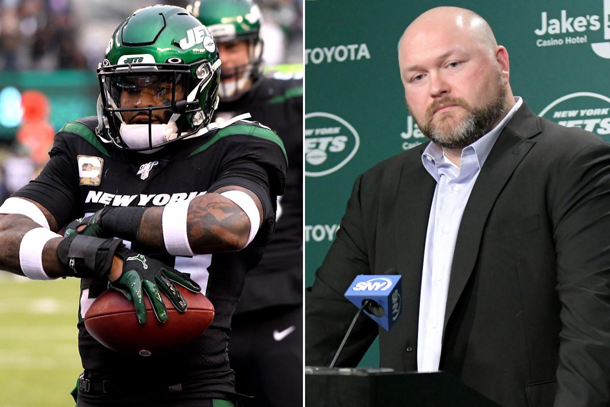Jamal Adams benimmt sich nicht so, als ob er ein Leben lang mit Jets zusammen sein möchte