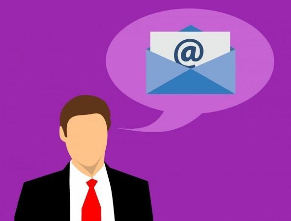 E-Mail-Betrüger