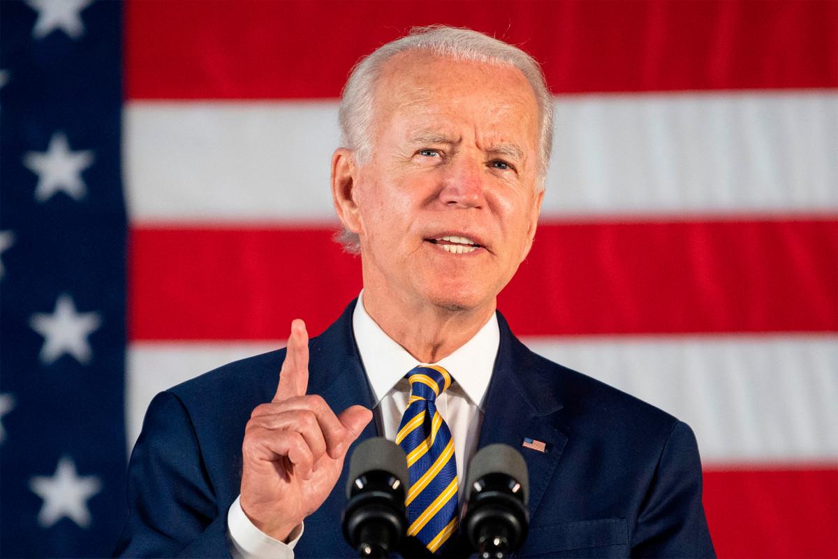Joe Biden gewinnt die New Yorker Präsidentschaftsvorwahl