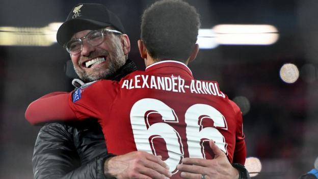 Jürgen Klopp wird für Liverpool immer etwas Besonderes sein - Trent Alexander-Arnold
