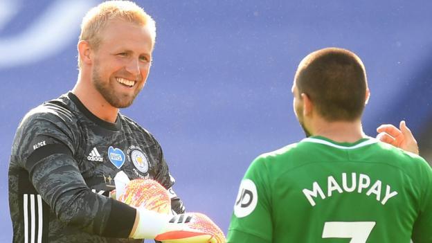 Leicester 0: 0 Brighton: Premier League-Mannschaften torlos unentschieden