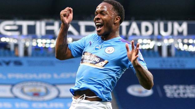 Man City 3: 0 Arsenal: David Luiz wurde vom Platz gestellt, als City leicht gewann