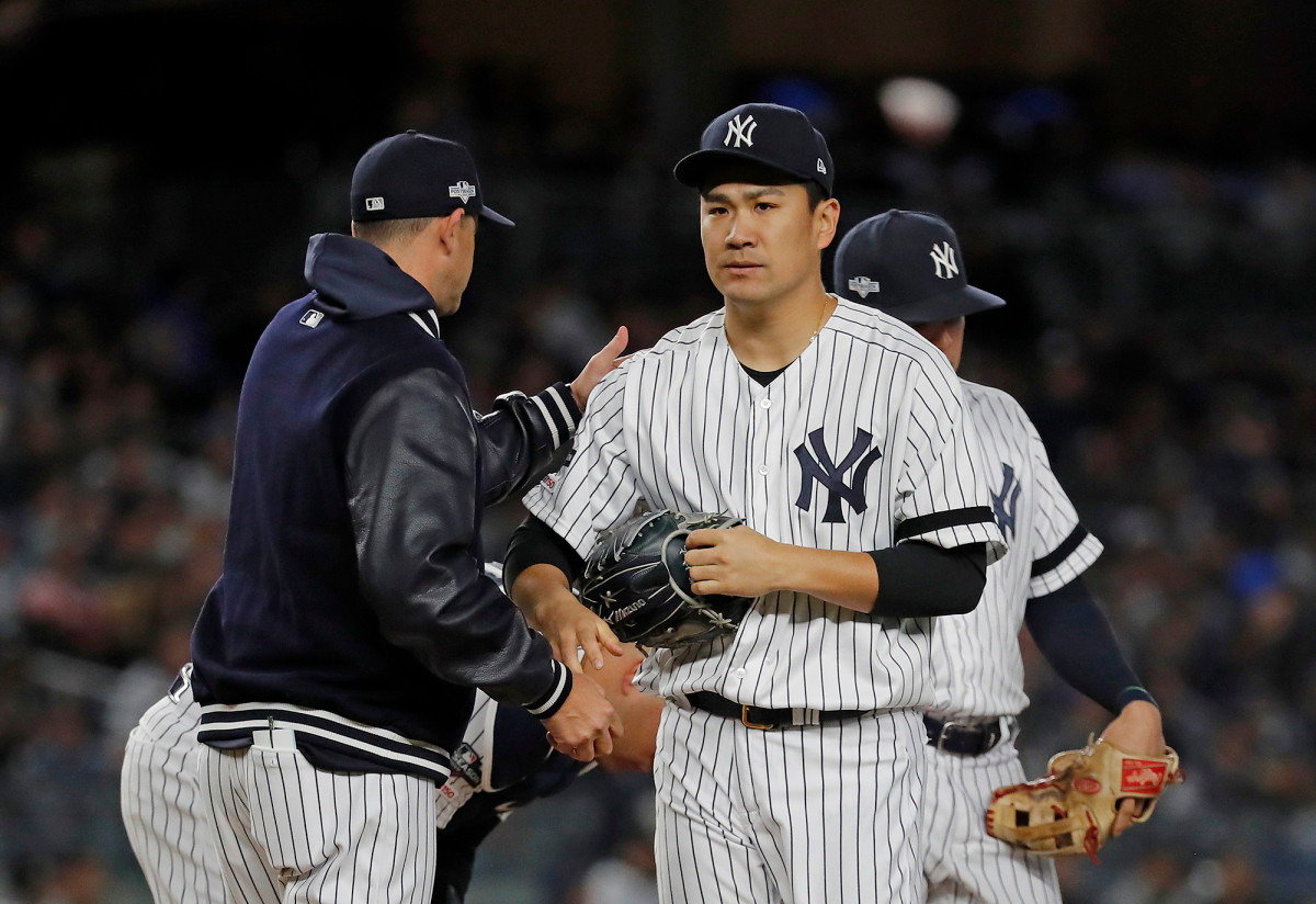 Masahiro Tanaka will in unbekannte Vertragsgewässer der Yankees zurückkehren