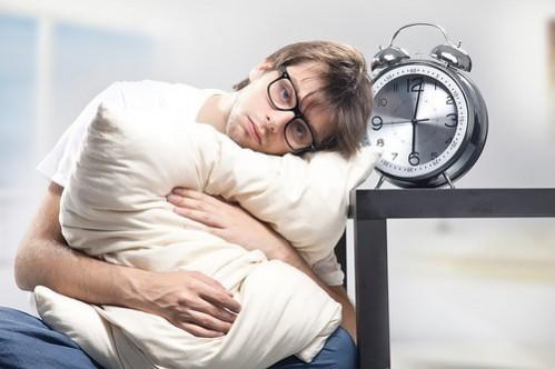 Schlechter Schlaf, Depression