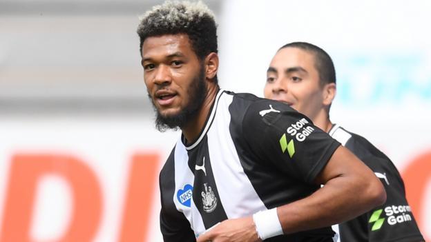 Newcastle United 3: 0 Sheffield United: Joelinton erzielt das erste Ligator seit August