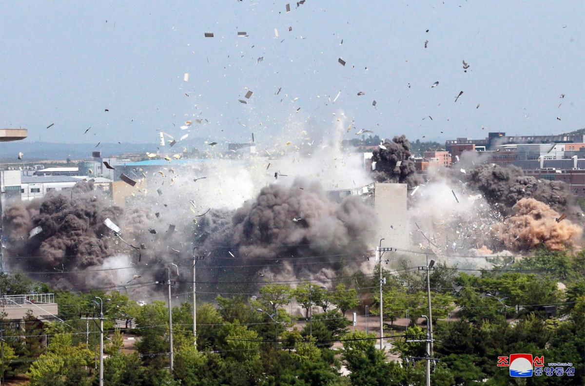 Nordkorea entsendet Truppen zu interkoreanischen Kooperationsstandorten