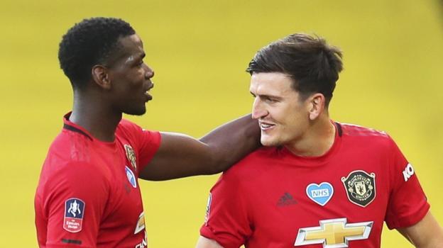 Norwich City 1-2 Manchester United: Harry Maguire erzielt einen Sieger in der Verlängerung