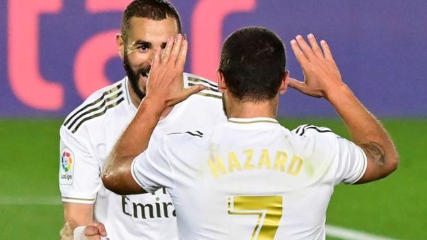 Real Madrid 3: 0 in Valencia: Karim Benzema wird Fünfter auf der Torschützenliste aller Zeiten