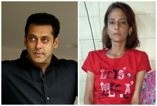 Salman Khan hilft dem kranken Pooja Dadwal