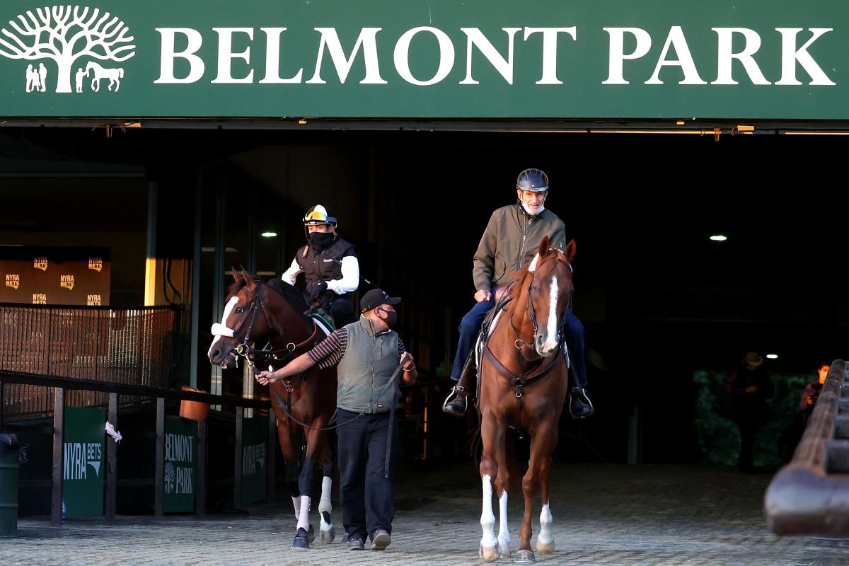 Sieben Arten, wie diese Belmont Stakes-Sendung unterschiedlich sein wird