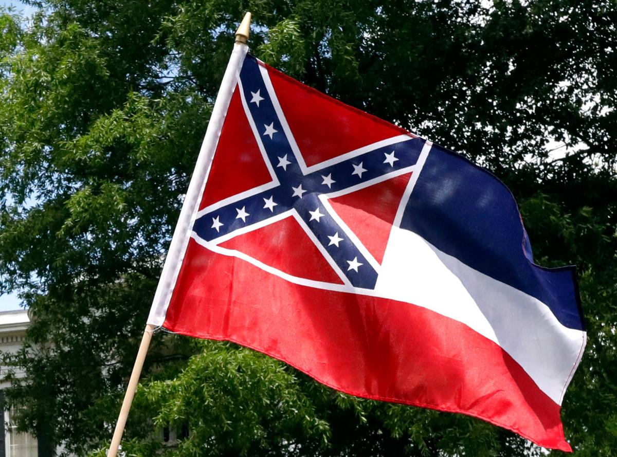 Southeastern Conference drängt Mississippi, die Flagge zu wechseln