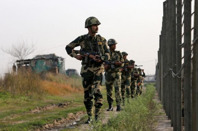 Indien China Grenze