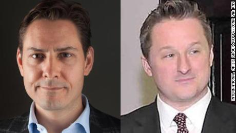 Die Kanadier Michael Kovrig und Michael Spavor sind seit 2018 in China inhaftiert.