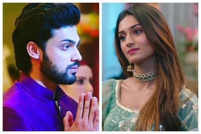 Anurag und Prerna von Kasautii Zindagii Kay 2