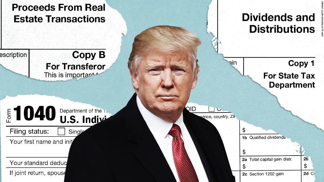 Die Entscheidung des Obersten Gerichtshofs zu Trumps Steuerunterlagen wurde dringender denn je (Stellungnahme)