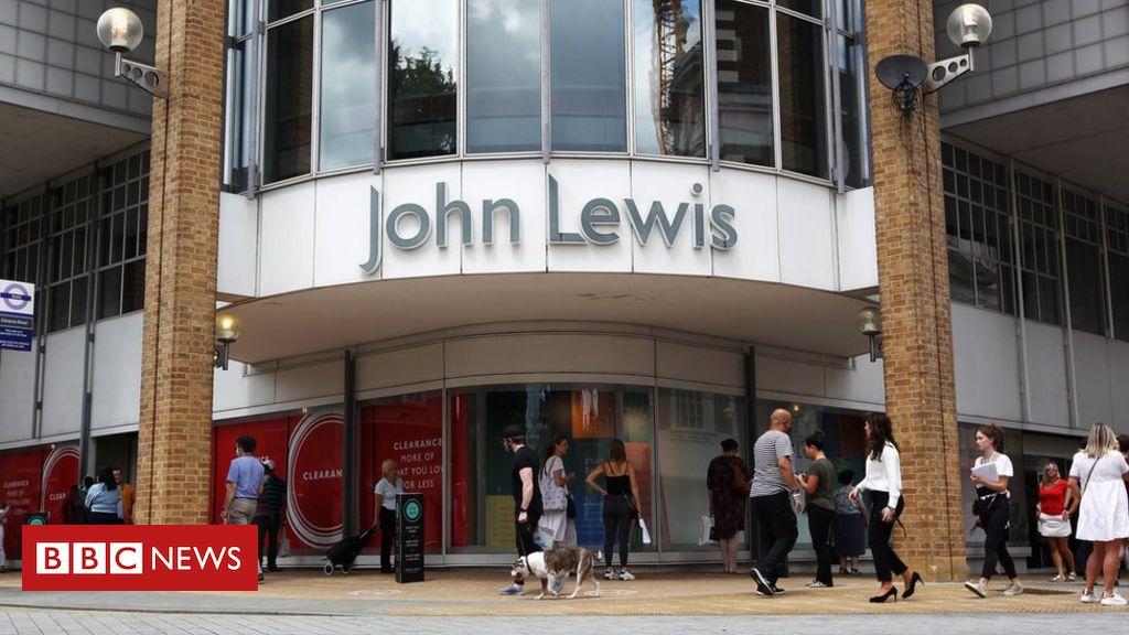 John Lewis unter den Einzelhändlern, die planen, Arbeitsplätze abzubauen
