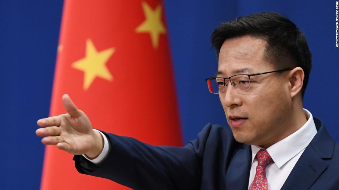 China kündigt Vergeltungsmaßnahmen gegen US-Medien an
