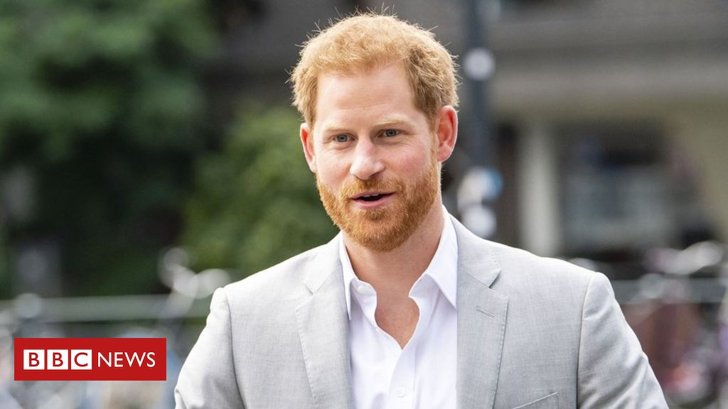 Herzog von Sussex lobt junge Anti-Rassismus-Aktivisten