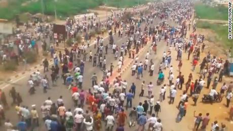 Indisches Gericht stoppt Erweiterung des Kupferwerks nach tödlichen Protesten