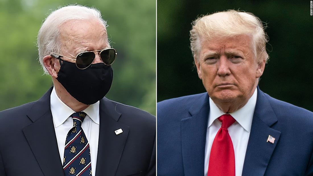 Donald Trumps Anti-Masken-Kreuzzug kommt zurück, um ihn zu beißen