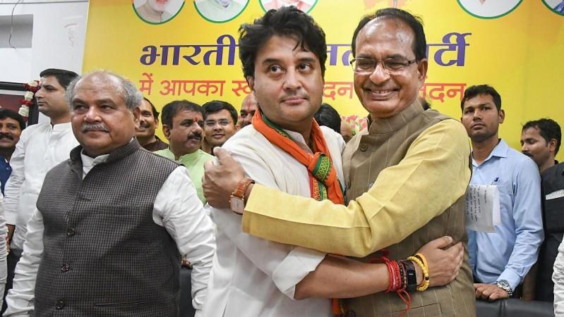 Chouhan und Scindia