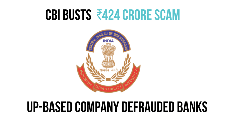 CBI busts a scam