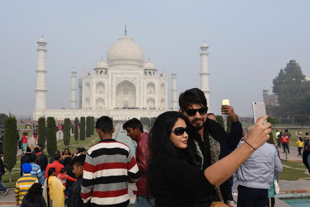 vacation, Taj Mahal
