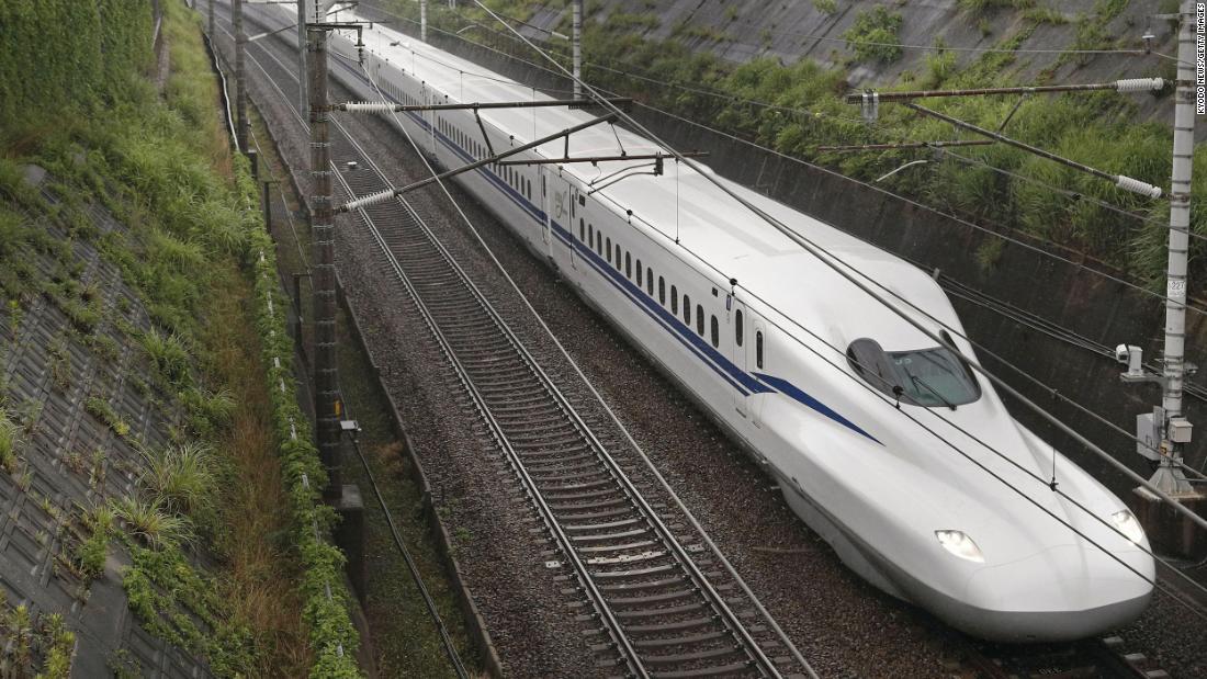 Japan startet neuen Shinkansen-Hochgeschwindigkeitszug