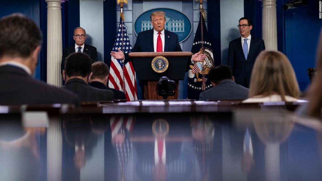 """Trumps schwielige Anspruchspandemie wird durch rasante Covid-19-Infektionen """"behandelt"""""""