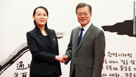 Durch das Chaos in Korea taucht die Schwester von Kim Jong Un stärker als je zuvor auf