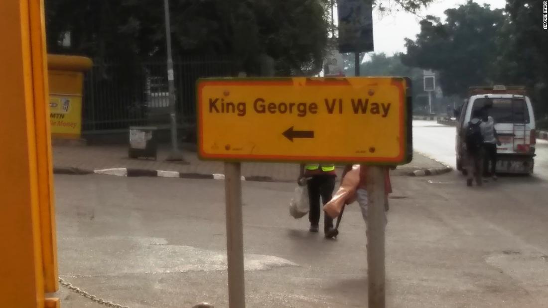 Von Uganda bis Nigeria fordern Aktivisten ihre Regierungen auf, die Namen der Kolonialisten von den Straßen zu entfernen