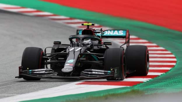 Red Bull protestiert gegen Mercedes Lenksystem